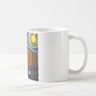 King Dog by Roberto & John Coffee Mug