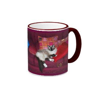 King Dougal Ringer Mug