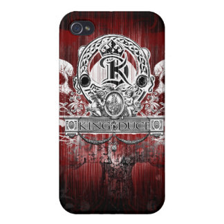King Duce iPhone 4 Case