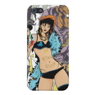 King Duce iPhone 5 Case