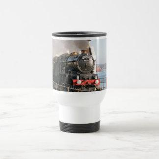 King Edward 1 Steam Engine 15 Oz Stainless Steel Travel Mug
