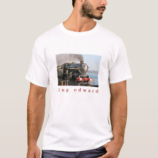 King Edward 1 Steam Engine T-Shirt