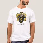 KING FAMILY CREST -  KING COAT OF ARMS T-Shirt