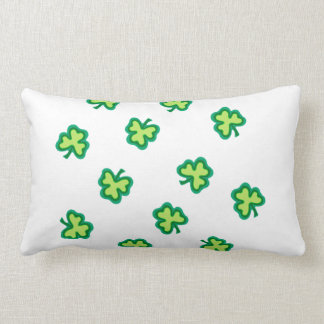 King Family Name Irish Pillow