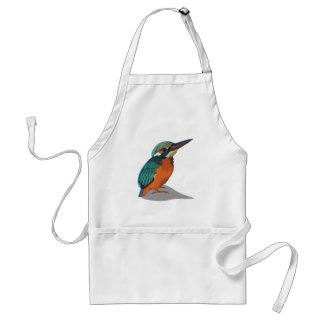 King Fisher Adult Apron