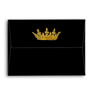 King For A Day Envelope