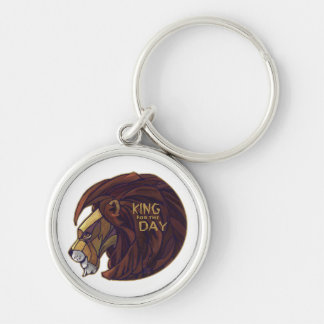 King for the Day Keychain