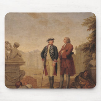 King Frederick II of Prussia Mouse Pad