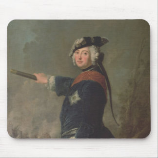 King Frederick II the Great of Prussia  1746 Mouse Pad