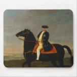 King Frederick William I on Horseback Mouse Pad