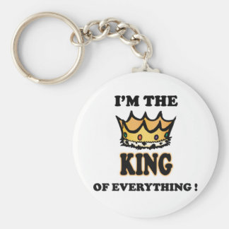 King Full Keychain