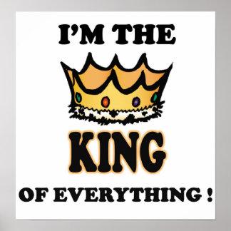 King Full Poster