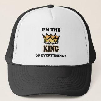King Full Trucker Hat