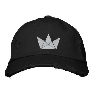 KIng Game DEsign Embroidered Baseball Hat