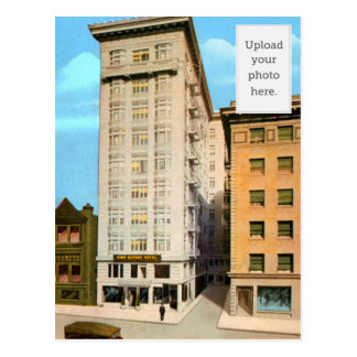 King George Hotel Postcard