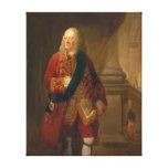 King George II, 1759 Gallery Wrap Canvas