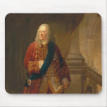 King George II, 1759 Mouse Pad
