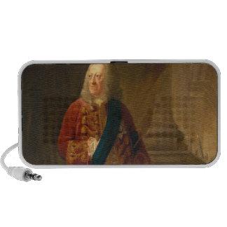 King George II, 1759 Travel Speaker