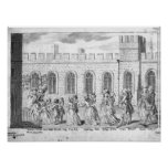 King George III and Queen Charlotte Print
