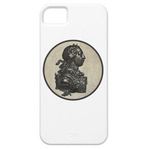 King George III iPhone 5 Cover