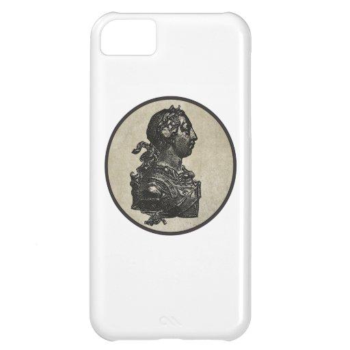 King George III iPhone 5C Cases