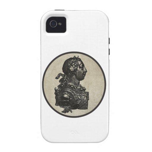 King George III iPhone 4 Covers