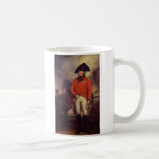 King George III in 1799 by Sir William Beechey Classic White Coffee Mug