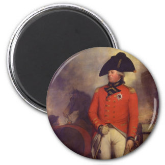 King George III in 1799 by Sir William Beechey Magnet
