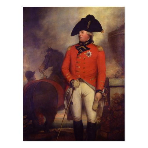 King George III in 1799 by Sir William Beechey Post Cards
