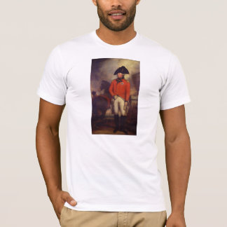 King George III in 1799 by Sir William Beechey T-Shirt