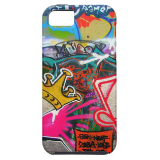 King Graffiti iPhone 5 Cases