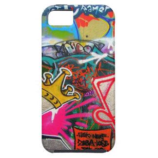 King Graffiti iPhone 5 Cases