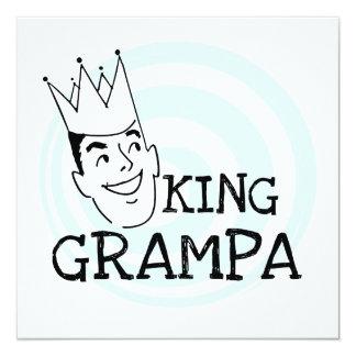 King Grampa T-shirts and Gifts Card