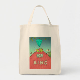 King Grocery Tote Bag
