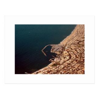 King Harbor Postcard