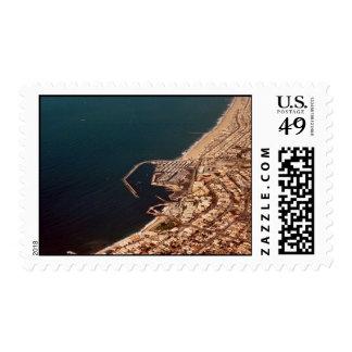 King Harbor Stamp