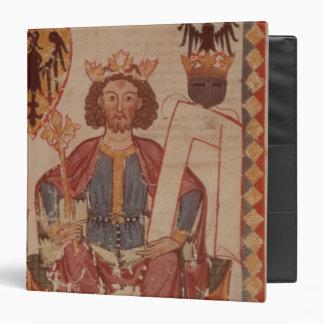 King Henry, illustration from the Manasse Binder
