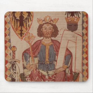 King Henry, illustration from the Manasse Mouse Pad