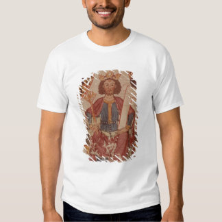 King Henry, illustration from the Manasse Tee Shirt