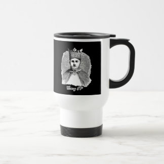 King Henry IV Portrait on Tshirts and Gifts Travel Mug