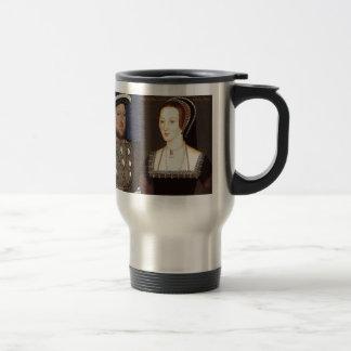 King Henry VIII and Anne Boleyn Travel Mug