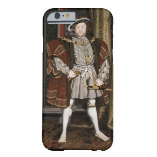King Henry VIII Barely There iPhone 6 Case