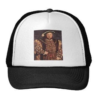 King Henry VIII Trucker Hats