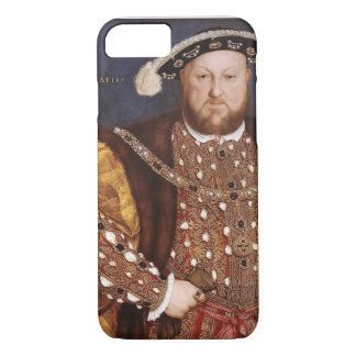 King Henry VIII iPhone 7 Case