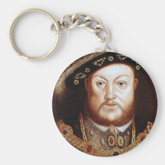King Henry VIII Key Chain