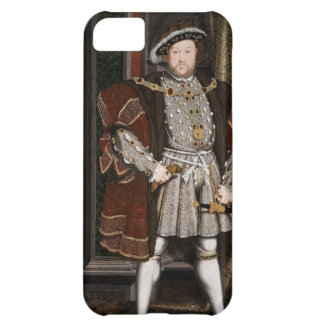 King Henry VIII of England iPhone 5C Cases