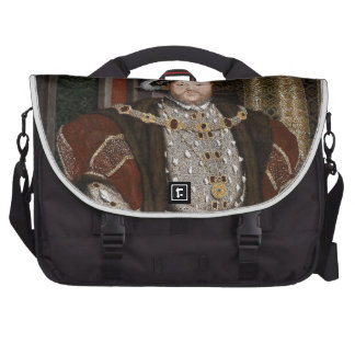 King Henry VIII of England Laptop Bags