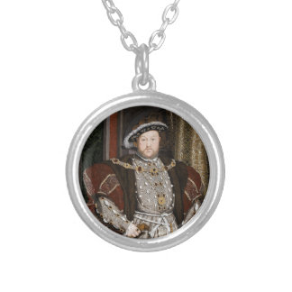 King Henry VIII of England Necklace