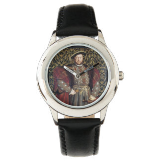 King Henry VIII Portrait Watches