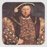 King Henry VIII Stickers